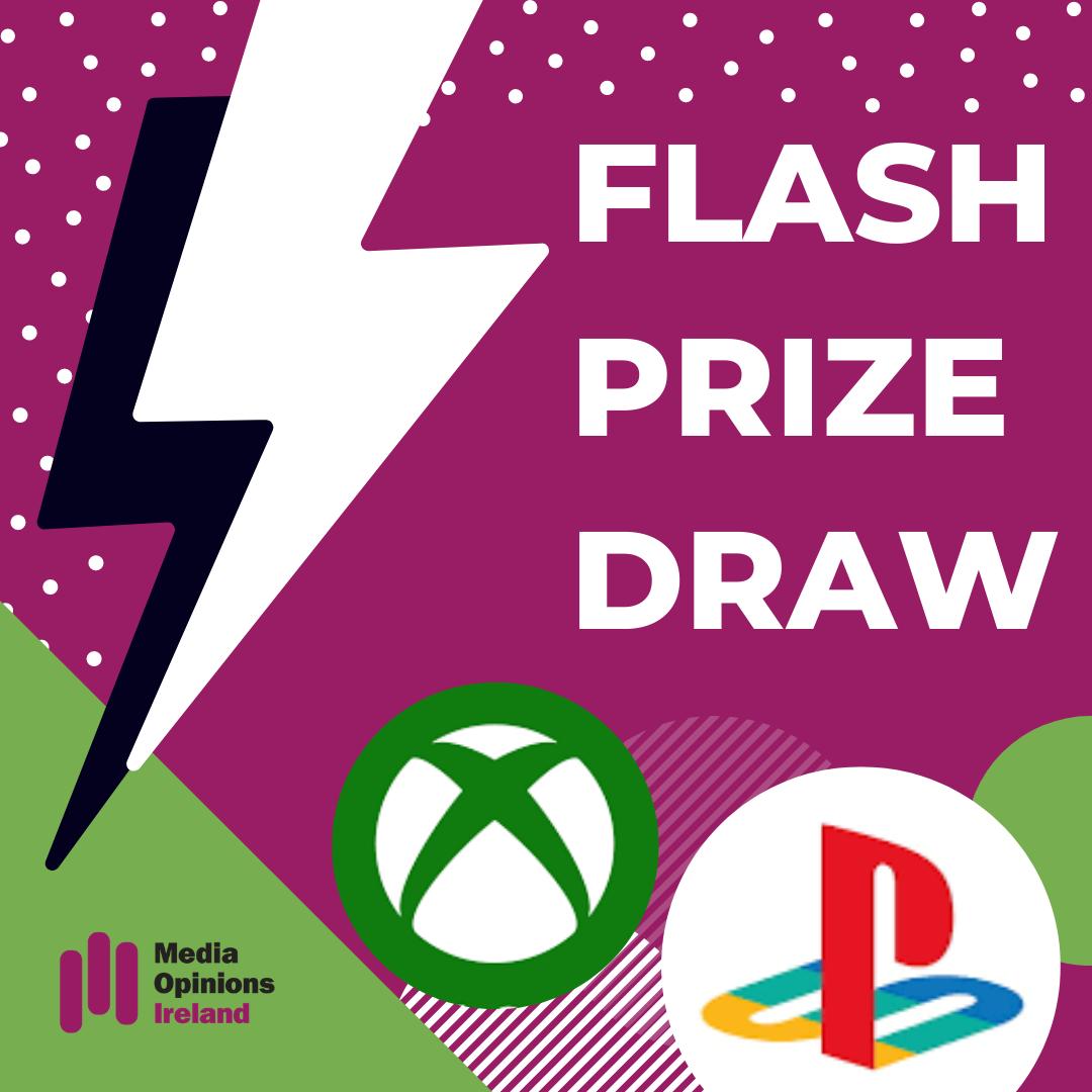 Flash Prize Draw Image1